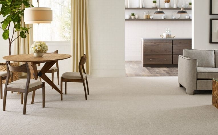 High Traffic Carpet Flooring Living Room